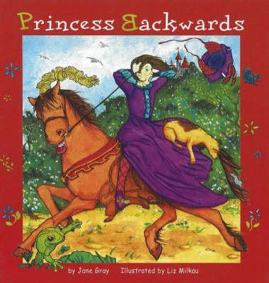 Princess Backwards (Hardback)