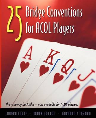 25 Bridge Conventions for ACOL Players (Paperback)
