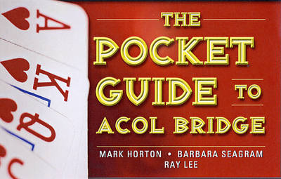 The Pocket Guide to ACOL Bridge (Paperback)
