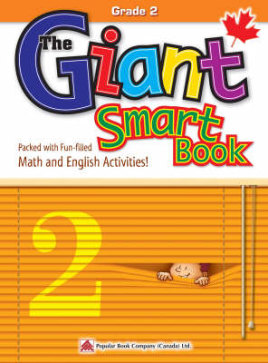 The GiantSmart Book: English and Mathematics Supplementary Workbook (Paperback)