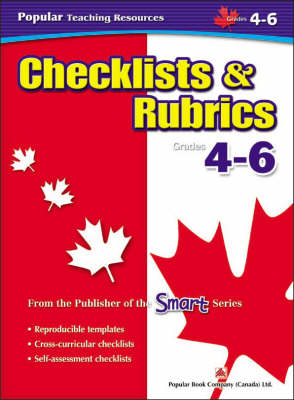 Checklists and Rubrics: Grade 4-6 - Popular Teaching Resources (Paperback)