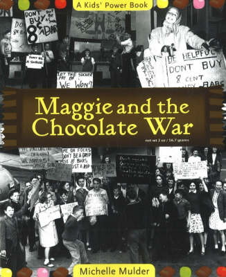 Maggie and the Chocolate War (Paperback)