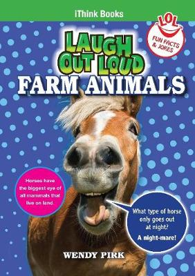 Laugh Out Loud Farm Animals: Fun Facts and Jokes (Paperback)