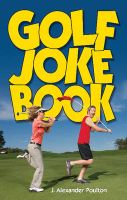 Golf Joke Book (Paperback)