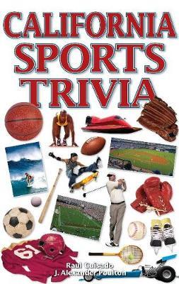California Sports Trivia (Paperback)