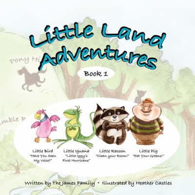 Little Land Adventures - Book 1 (Paperback)