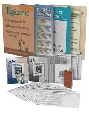 Classic Kaizen Workshop Training Package