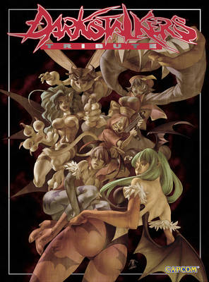Darkstalkers Tribute (Paperback)