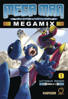 Mega Man Megamix Volume 1 (Paperback)