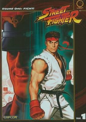 Street Fighter Volume 1: Round One - FIGHT! (Paperback)