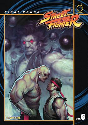 Street Fighter Volume 6: Final Round (Paperback)