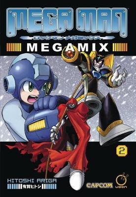 Mega Man Megamix Volume 2 (Paperback)