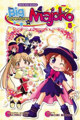 The Big Adventures of Majoko Volume 5 (Paperback)