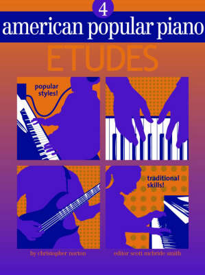 American Popular Piano Etudes, Level 4 - American Popular Piano (Paperback)