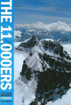 11,000ers of the Canadian Rockies (Paperback)