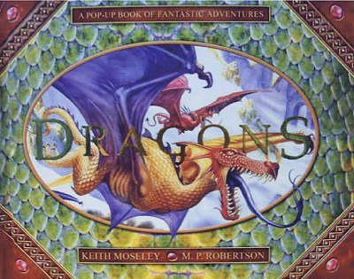 Dragons - Pop-up S. (Hardback)