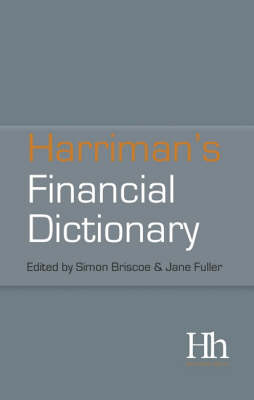 Harriman's Financial Dictionary: Over 2,600 Essential Financial Terms (Hardback)