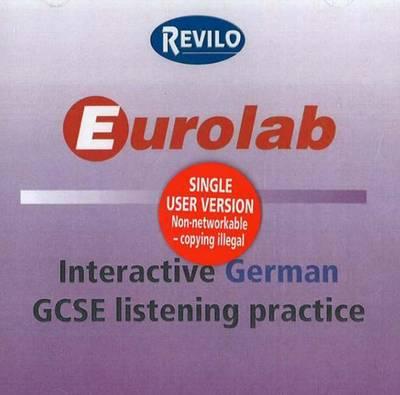 Eurolab Interactive German GCSE Listening Practice: Interactive German GCSE Listening Practice (CD-ROM)