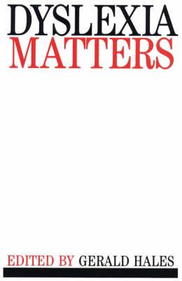 Dyslexia Matters (Paperback)