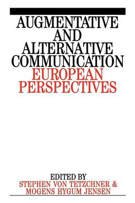Augmentative and Alternative Communication: European Perspectives - Exc Business and Economy (Paperback)