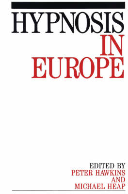Hypnosis in Europe (Paperback)
