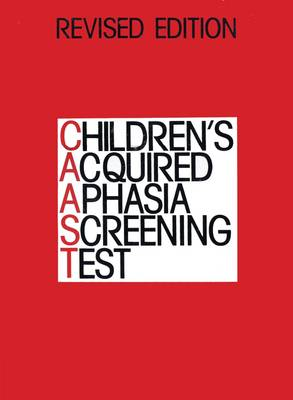 Children's Acquired Aphasia Screening Test Rei (Caast) (Paperback)
