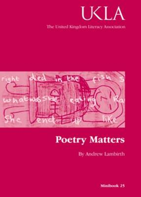 Poetry Matters (Paperback)