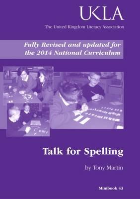 Talk for Spelling - Minibook Series No. 31 (Paperback)