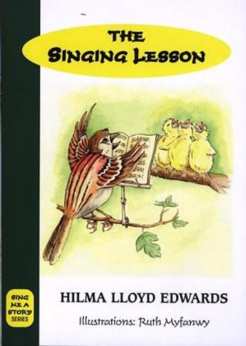 Sing Me a Story: Singing Lesson, The (Paperback)