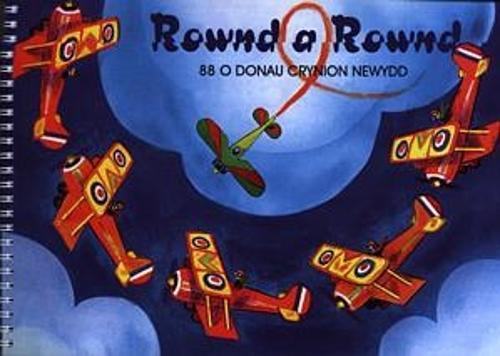 Rownd a Rownd (Llyfr+cd) (Paperback)