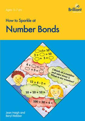 How to Sparkle at Number Bonds - How to Sparkle (Paperback)