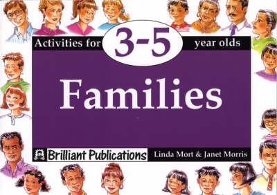 Families: Activities for 3-5 Year Olds - Activities for 3-5 Year Olds (Paperback)