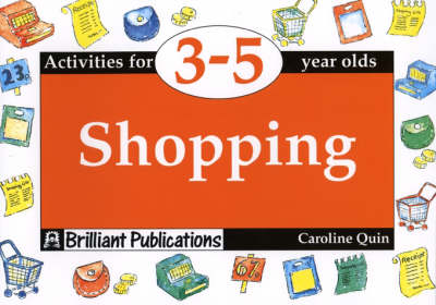 Shopping: Activities for 3-5 Year Olds (Paperback)