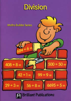 Division - Maths Builder Series (Paperback)