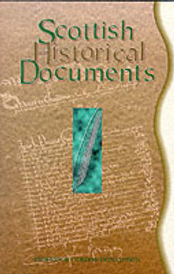 Scottish Historical Documents (Paperback)