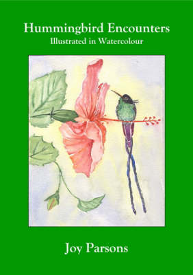 Hummingbird Encounters: Illustrated in Watercolour (Paperback)
