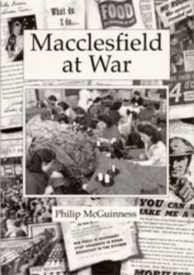 Macclesfield at War (Paperback)