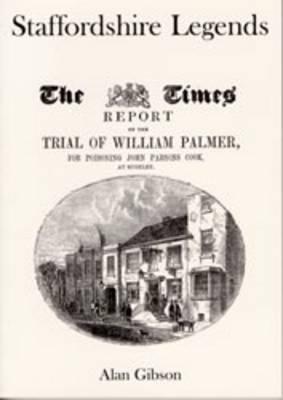 Staffordshire Legends (Paperback)