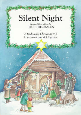 Silent Night Press Out and Play (Paperback)