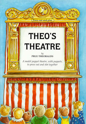 Theo's Theatre - Pressout & Play S. No. 9 (Paperback)