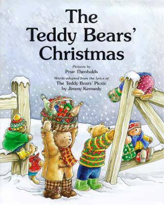 The Teddy Bears' Christmas (Hardback)