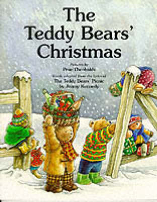 The Teddy Bears' Christmas (Paperback)