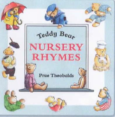 Teddy Bear Nursery Rhymes (Board book)