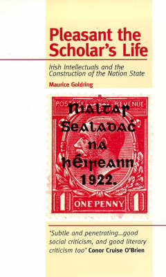 Pleasant the Scholar's Life: Irish Intellectuals and the Construction of the Nation State (Paperback)