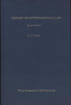 Theory of International Law (Hardback)