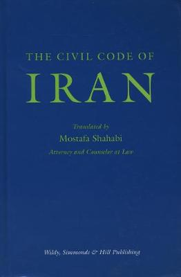 The Civil Code of Iran (Hardback)