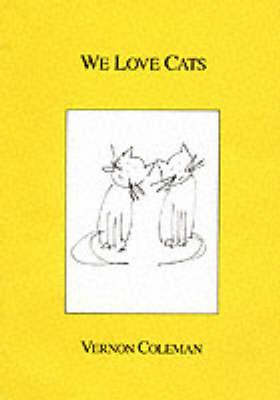 We Love Cats (Hardback)