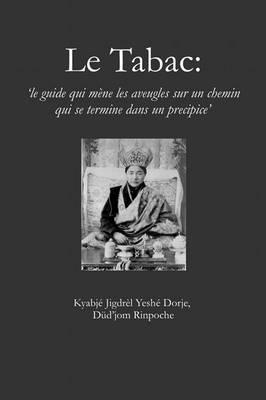 Le Tabac: Le Guide Qui Mene Les Aveugles Sur Un Chemin Qui Se Termine Dans Un Precipice (Paperback)