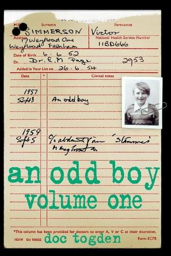 An Odd Boy: Volume 1 (Paperback)