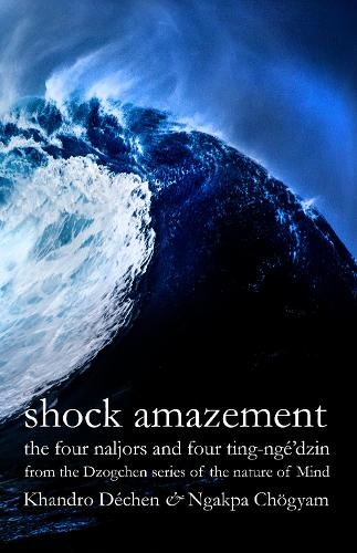 Shock Amazement: The four naljors and four ting-nge'dzin from the Dzogchen series of the nature of Mind (Paperback)